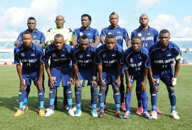 Akwa United Put 11 Players On Transfer Market