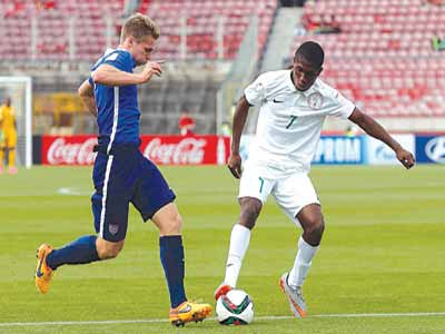 Bamigboye: Eaglets Beat Brazil In Korea, We'll Do It Again