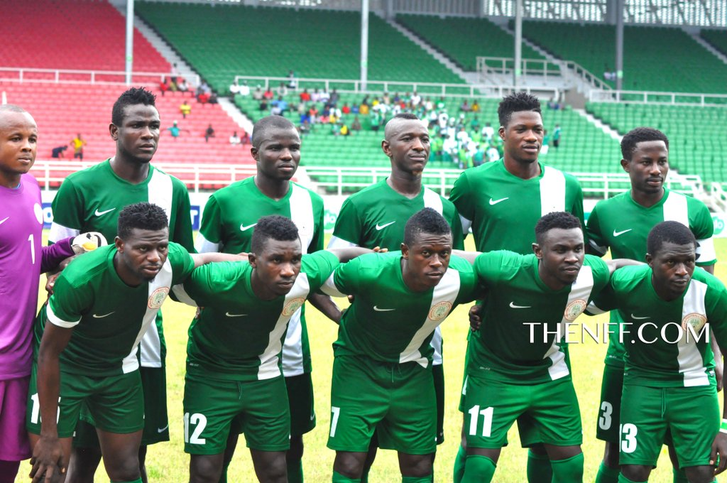 CHAN: Home Eagles Draw Tunisia, Guinea, Niger