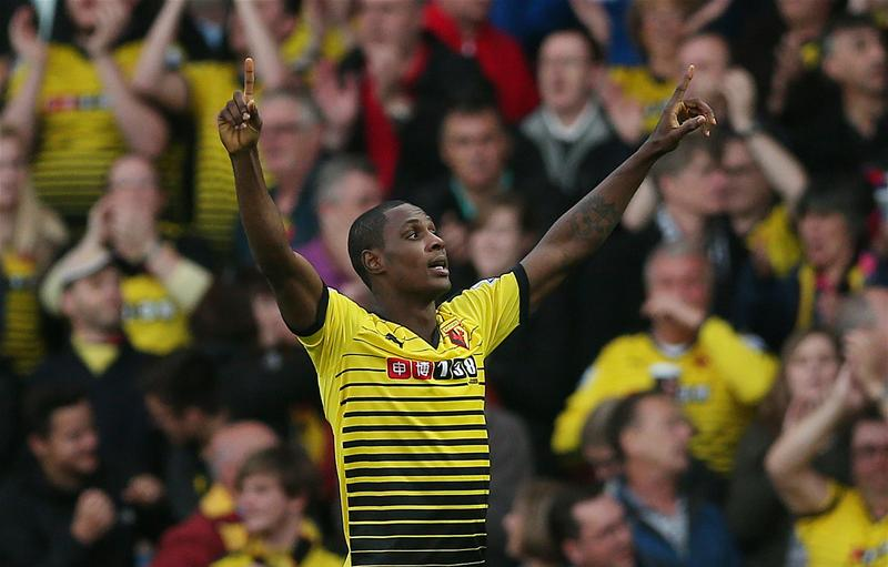 Watford Coach Hails 'Important' Ighalo For Snubbing Big-Money China Move