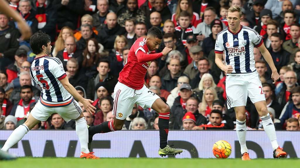 Ighalo Unlucky In Watford Defeat, Man United Edge Stubborn West Brom
