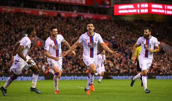 Crystal Palace Hand Klopp First Anfield Defeat