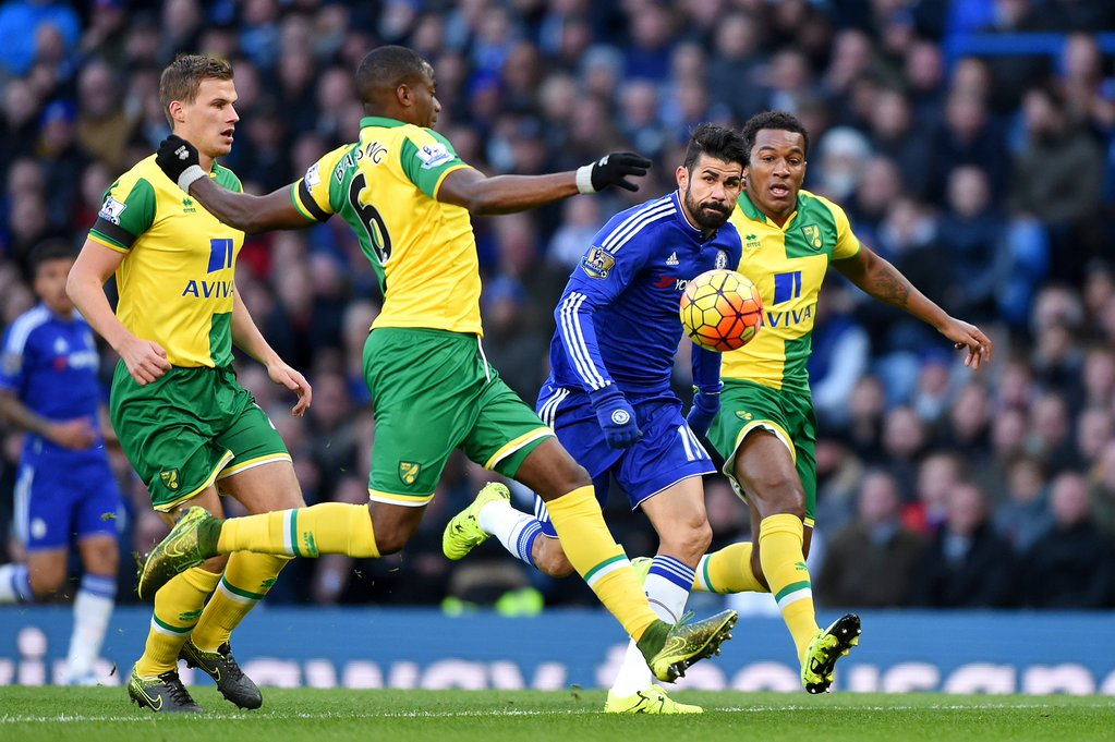 Mikel Out As Chelsea Bounce Back With Norwich Win