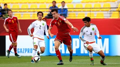 CHILE 2015: Belgium Beat Mexico In Third Place Play-Off