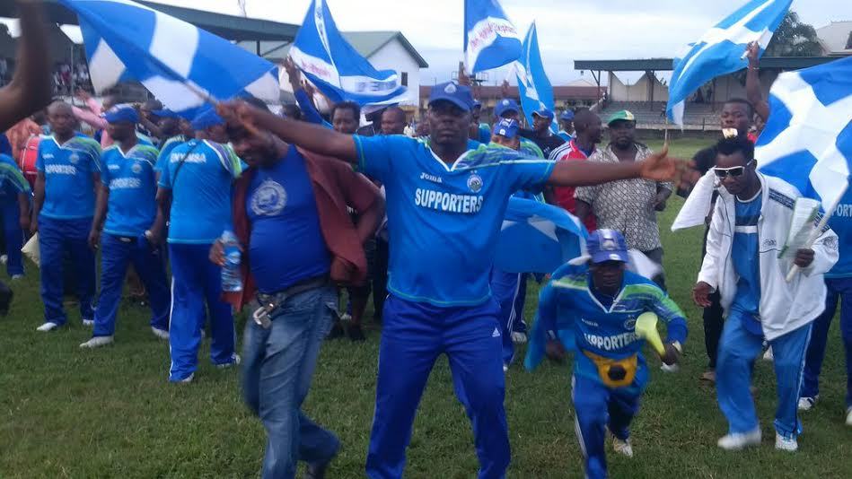 Enyimba Fans To Storm Lagos For Sunshine Game, Trophy Presentation