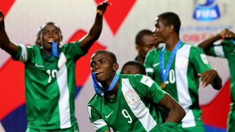 5-STAR: How Golden Eaglets Won All Five U-17 World Cup Titles