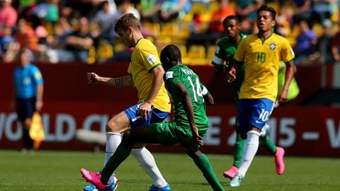 Five Historical Facts From Golden Eaglets' Victory Over Brazil