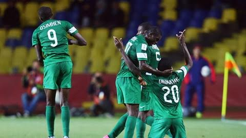 Resilient Eaglets Defeat Rampant Mexico,Face Mali In The Final