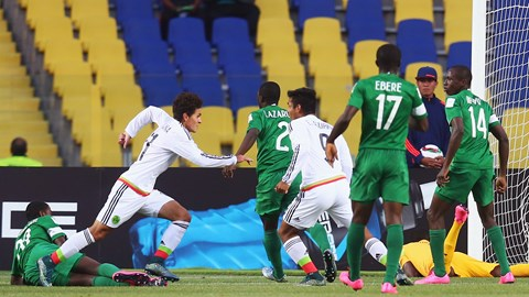 5 Things Learned From Golden Eaglets Victory Over Mexico