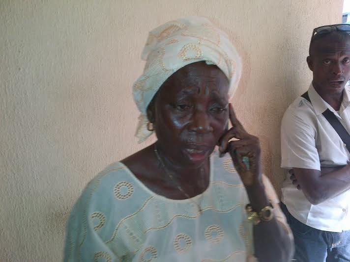 Late 1985 Eaglet's Mother Praises Buhari For Team's Planned Reception