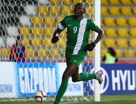 Osimhen Voted Complete Sports Player Of The Month; Beats Ighalo, Ideye