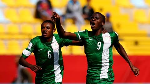 Amuneke Picks Nwakali, Osimhen 13 Other Ex-Eaglets For Burundi Clash