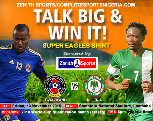 Swaziland vs nigeria betting tips if win only bet