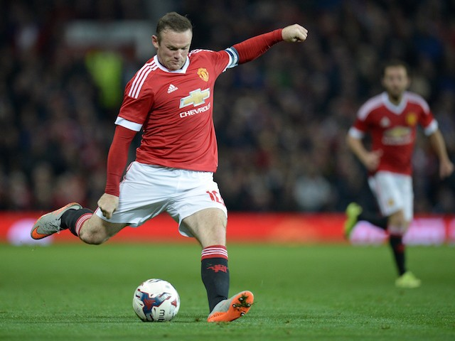 Europa: Rooney, Darmian Out Of Man United Squad To Midjtylland