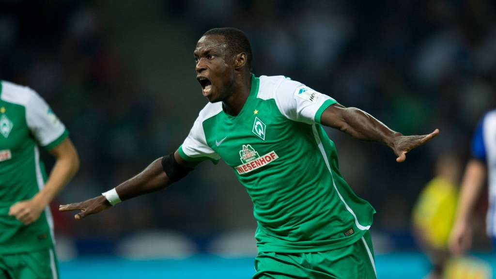 Ujah Scores 7th Bundesliga Goal, Ogbeche Loses With Cambuur