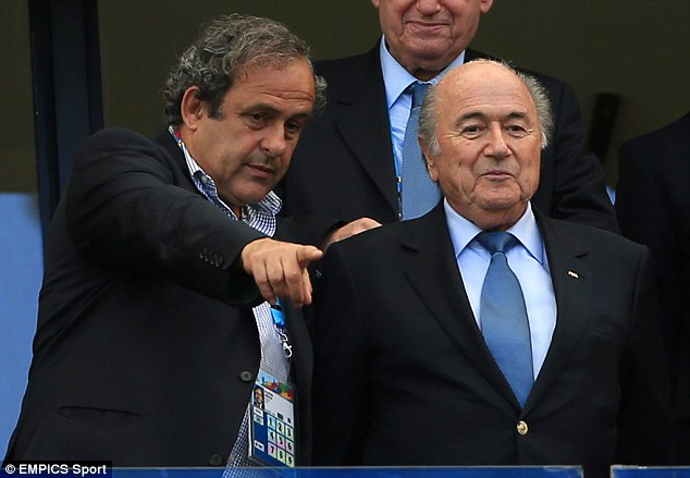 FIFA: Blatter, Platini Banned From Football For Eight Years