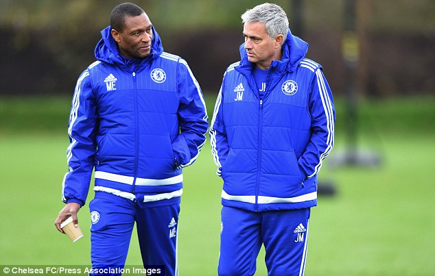Technical Director Emenalo: Why Chelsea Sacked Jose Mourinho