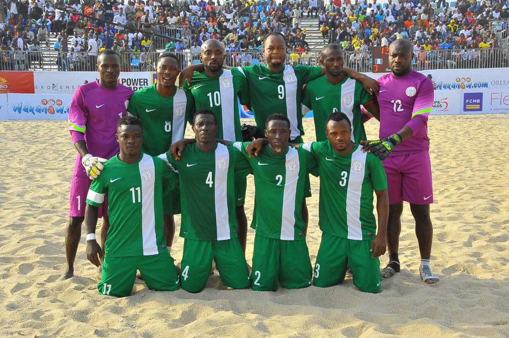 Sand Eagles Are Copa Lagos Second Best Again!