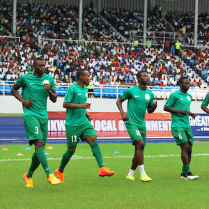 Etebo: U-23 Eagles Up Against Senegal And Their Fans