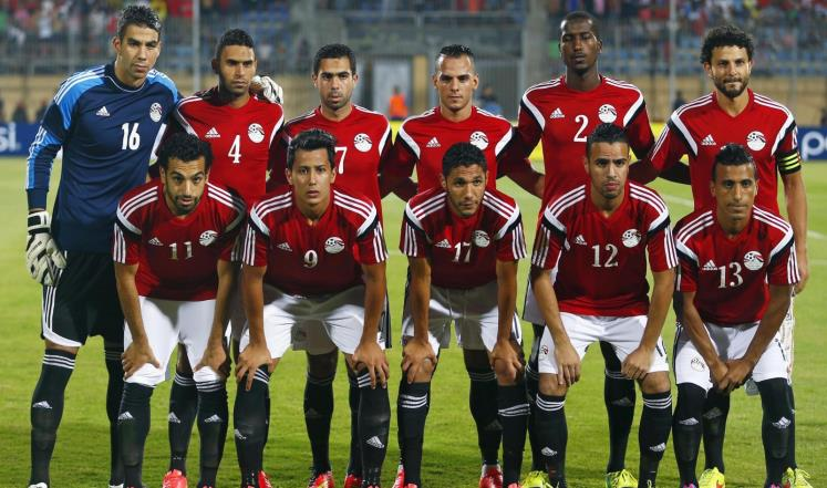 Egypt To Arrive In Nigeria March 22 For AFCON Qualifier