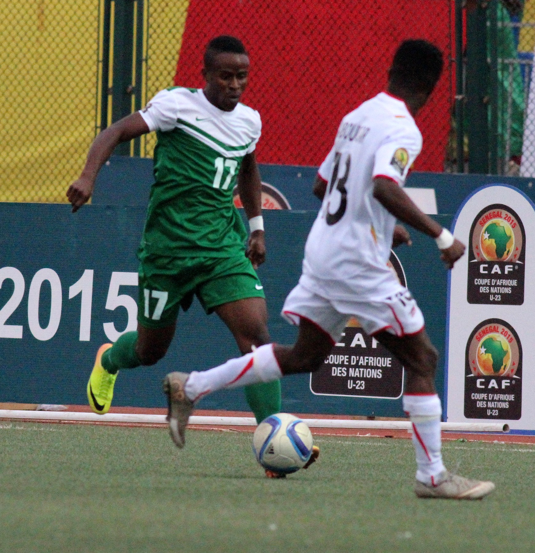 U-23 AFCON: Awoniyi, Okechukwu, Dimgba Return For Final