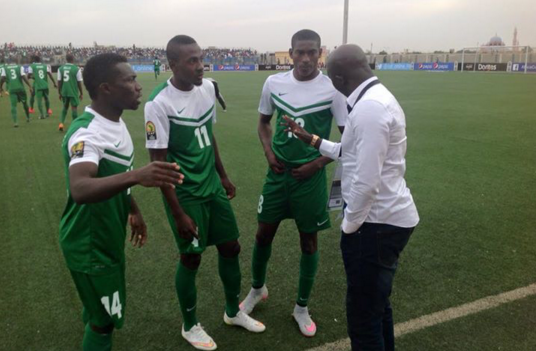 Taribo: U-23 Eagles Defence Too Poor, Needs Work