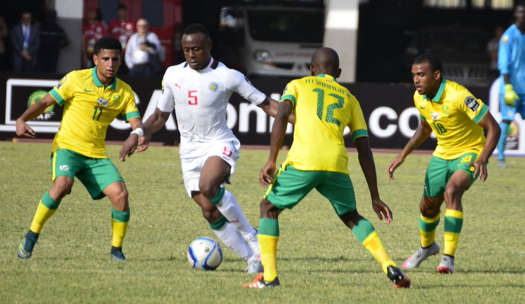 U-23 AFCON: South Africa Join Senegal In Semis, Tunisia Out
