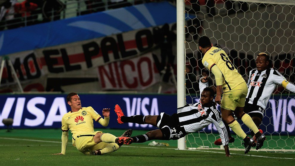 Club World Cup: Mazembe Lose To Club America, Finish Sixth