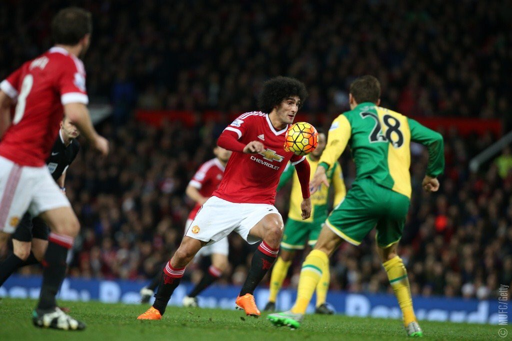 Norwich Shock Poor Man United At Old Trafford