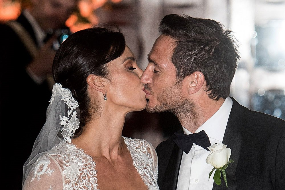 Frank Lampard Gets Married In London
