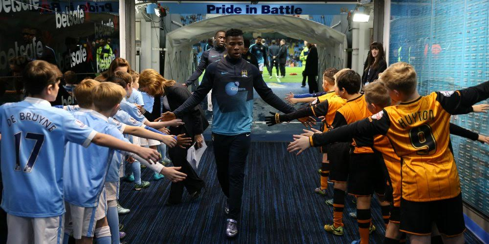 Iheanacho: Man City Fans Love Me, I'll Play Regularly