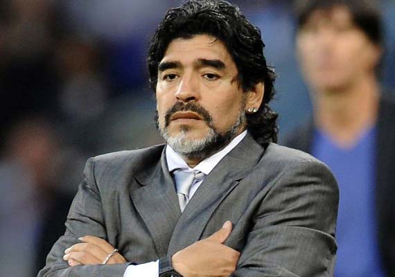 Diego Maradona: I Almost Joined Arsenal