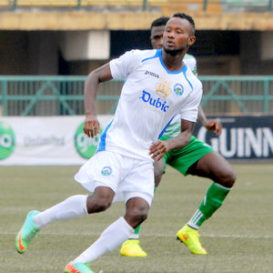 Mfon Udoh Arrives In Sudan, Set For Al Merreikh Deal