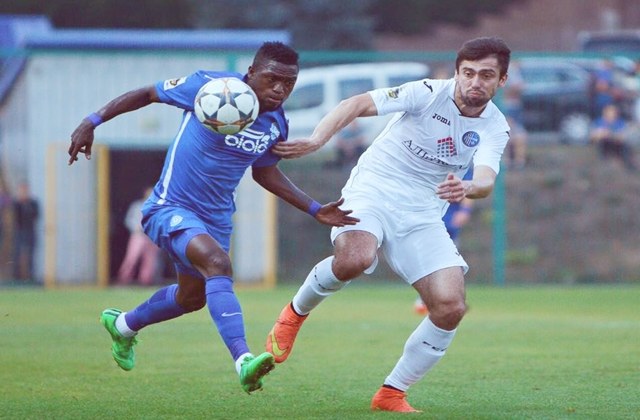 Babatunde Terminates Dnipro Contract Over Financial Crisis
