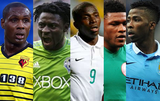 2015 REVIEW: 10 Standout Nigerian Footballers Of The Year