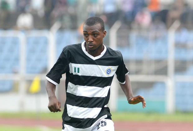 Lobi Stars' Gbadebo Replaces Madu In CHAN Eagles Squad
