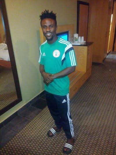 Dimgba: U-23 Eagles Eager For Egypt AFCON Battle