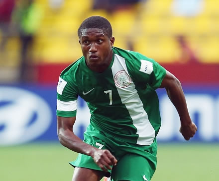 Ex-Eaglet Bamgboye Joins Hungarian Club Haladas