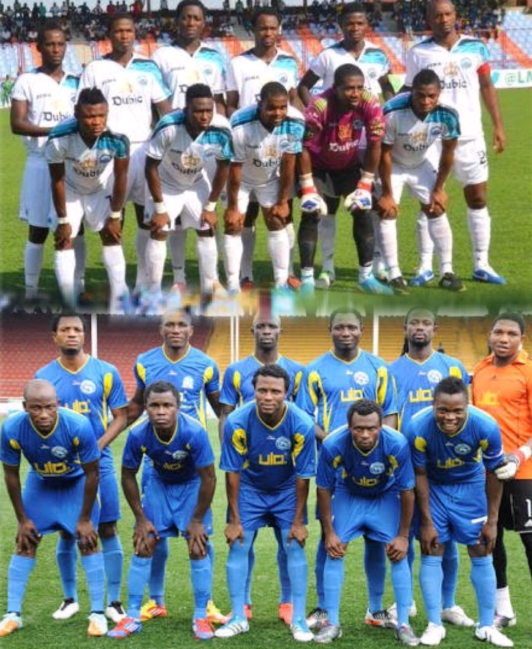 Chukwu Tasks Enyimba, Warri Wolves On CAF Club Competitions