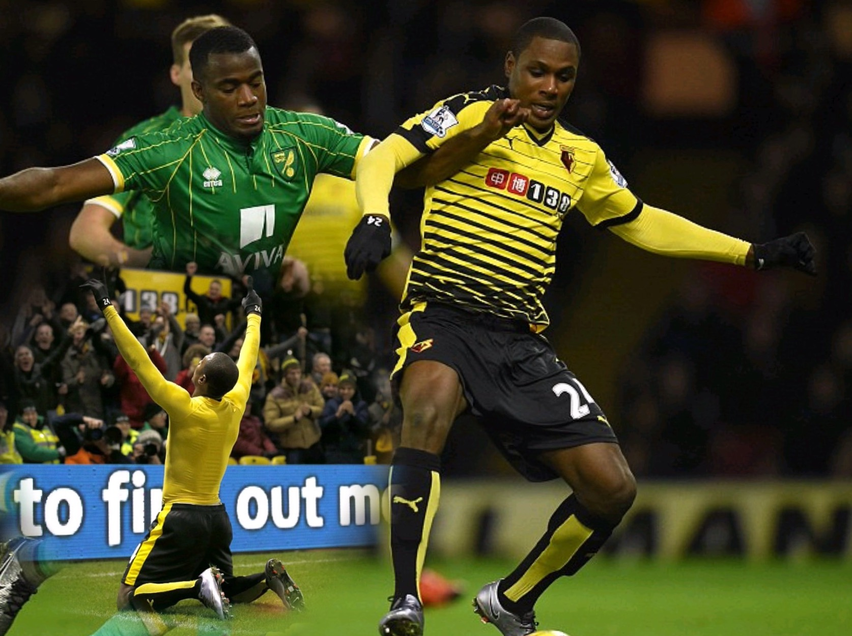 Ighalo: I Should Have Scored 2 Or 3 Goals Against Norwich