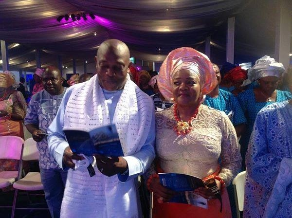 Keshi Buries Wife January 15 In Benin