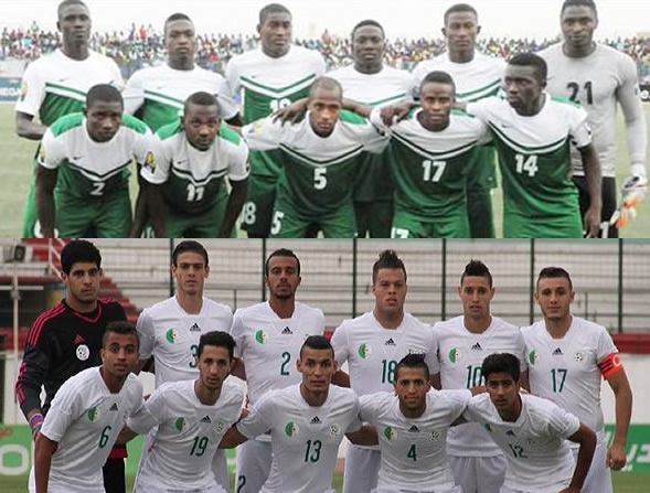 U-23 AFCON Final: 7 Memorable Clashes Between Nigeria, Algeria