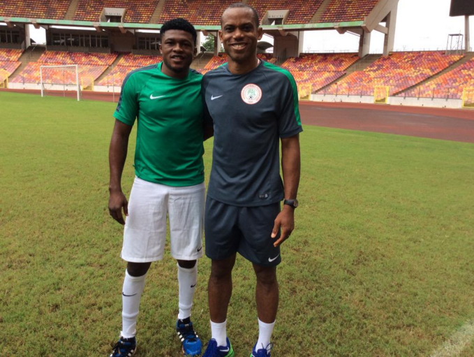 Salami Arrives, 23 Players In Home Eagles CHAN Camp