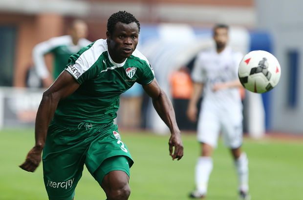 Taye Taiwo: I'm Not Desperate For Super Eagles Recall