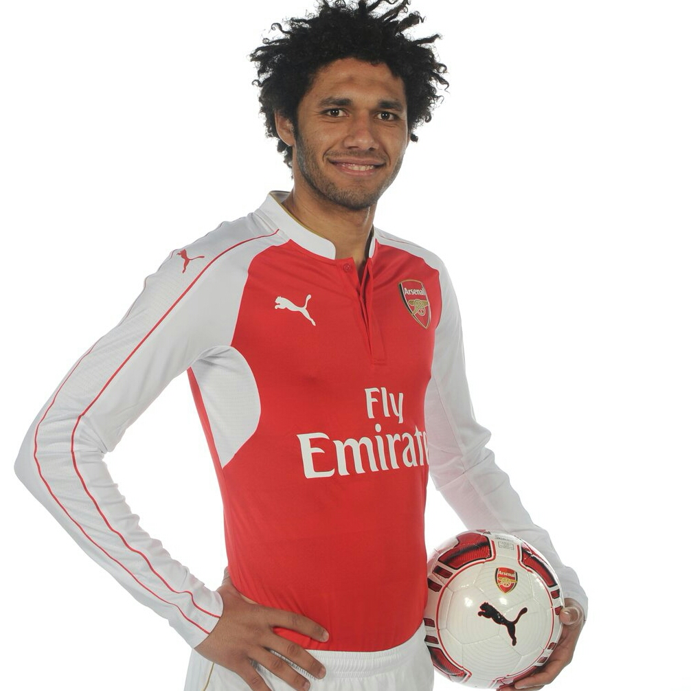 Arsenal Confirm Elneny Signing From Basel
