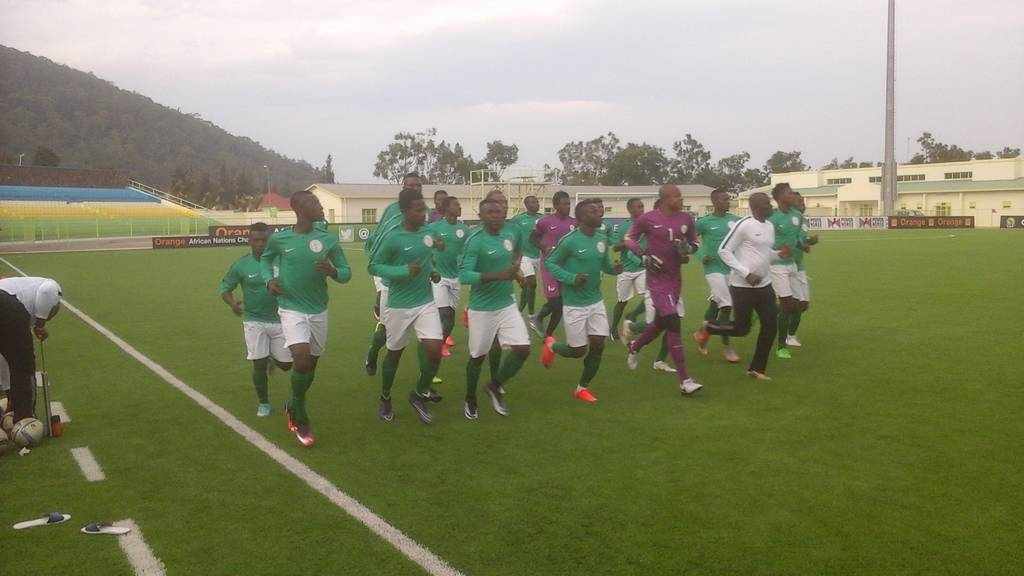 2016 CHAN: Ekpo Hails Eagles' First Win, Demands Another Killer-Spirit Vs Tunisia