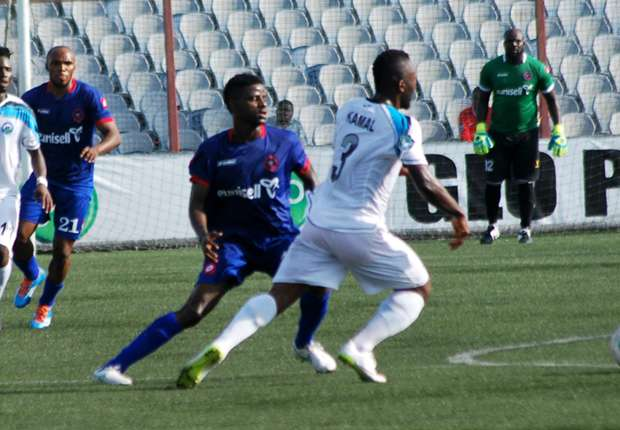 2015/16 Glo League: Enyimba Vs Dolphins Sets Tone On Match Day-1, February 21