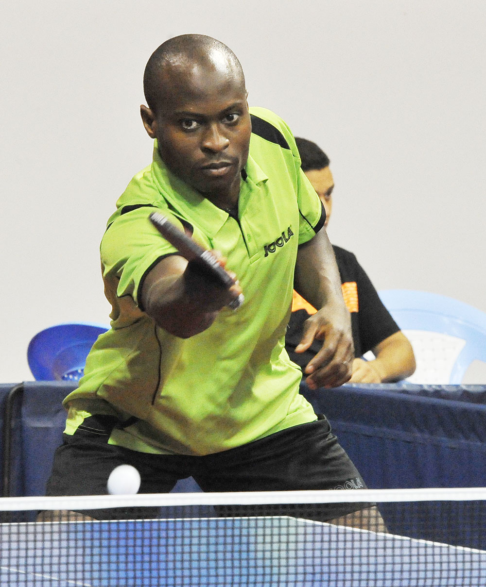 Dalung Hails Quadri's ITTF World Cup Qualification