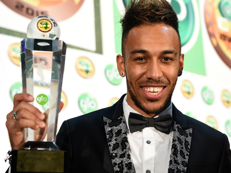 Aubameyang Replies Yaya: CAF Award Not Based Only On AFCON