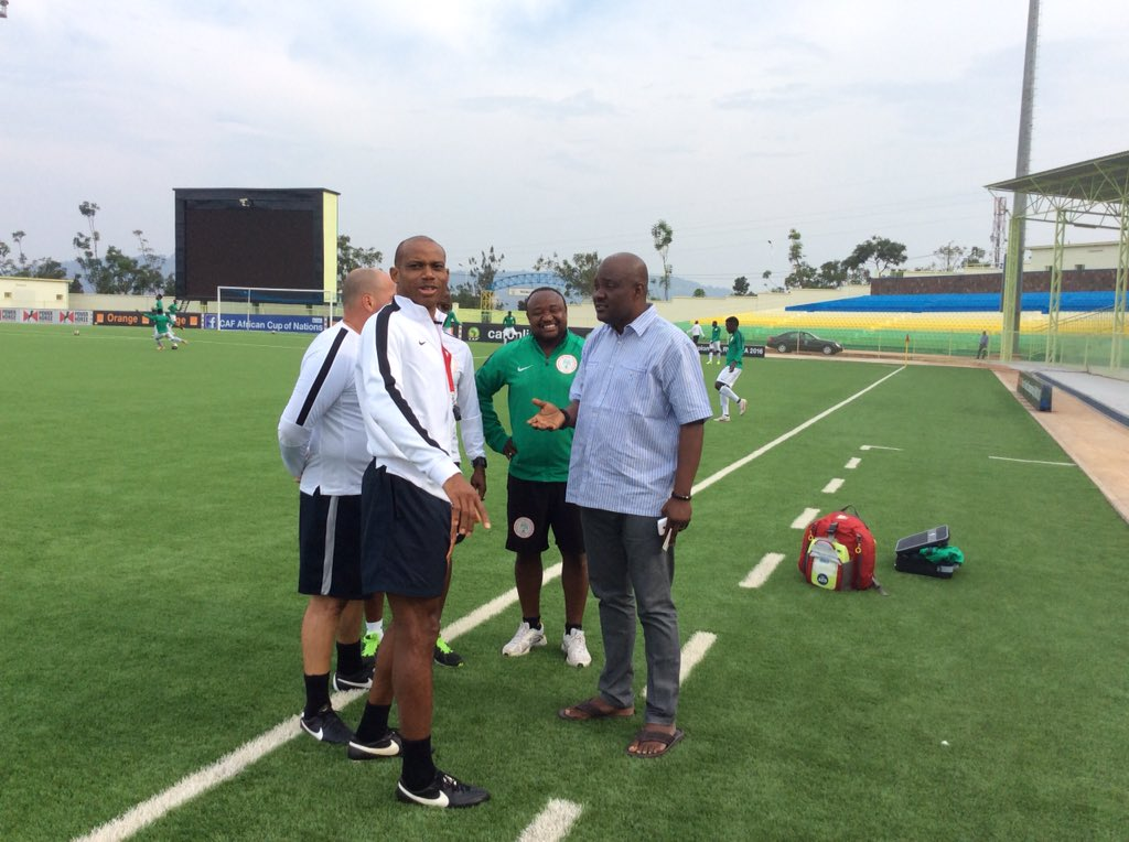 Oliseh's Many Languages, $20 Eba And Other Funny Kigali Tales